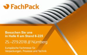 FachPack Messe 2018